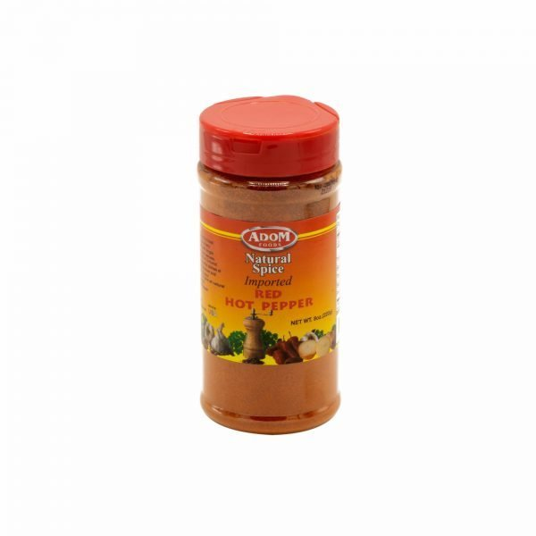 Africas Flavour Adom Natural Spice Red Hot Pepper