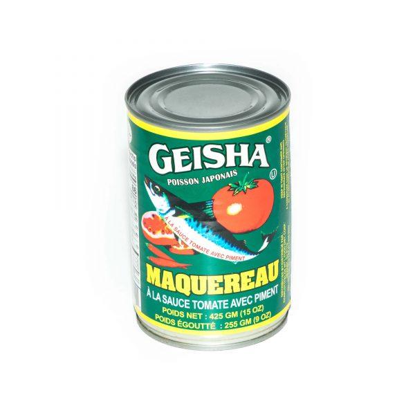 Africas Flavour Geisha Maquereau