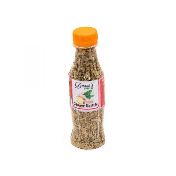 Africas Flavour Ginger Brittle