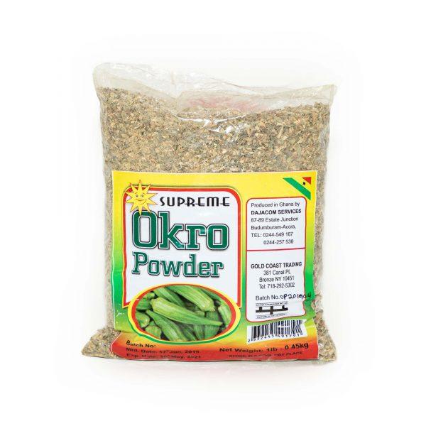 Africas Flavour Supreme Okro Powder