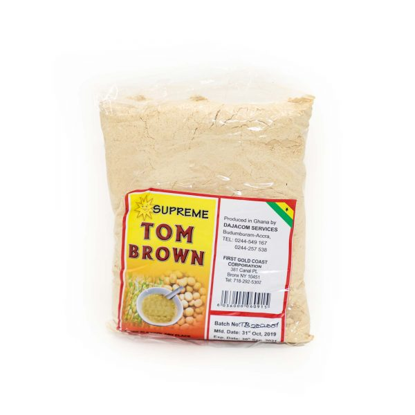 Africas Flavour Supreme Tom Brown