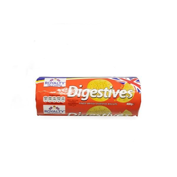 Royalty Digestive Biscuit