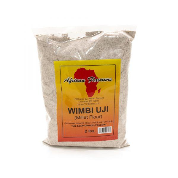 Wimbi Uji Millet Flour