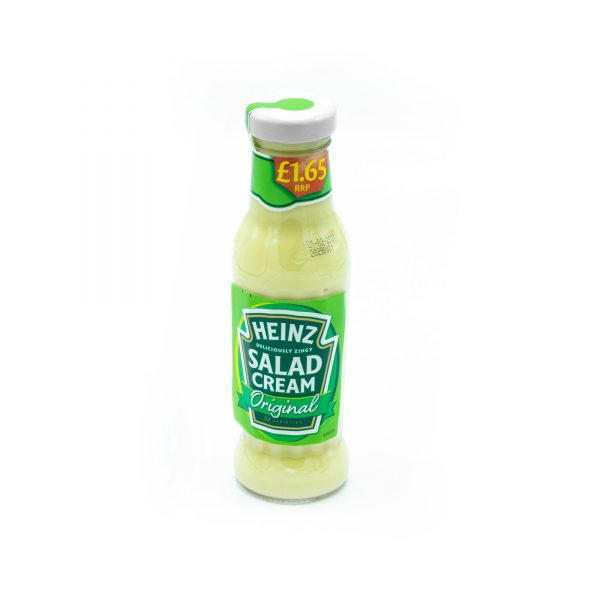 WhatsApp Africa Heinz Salad Cream