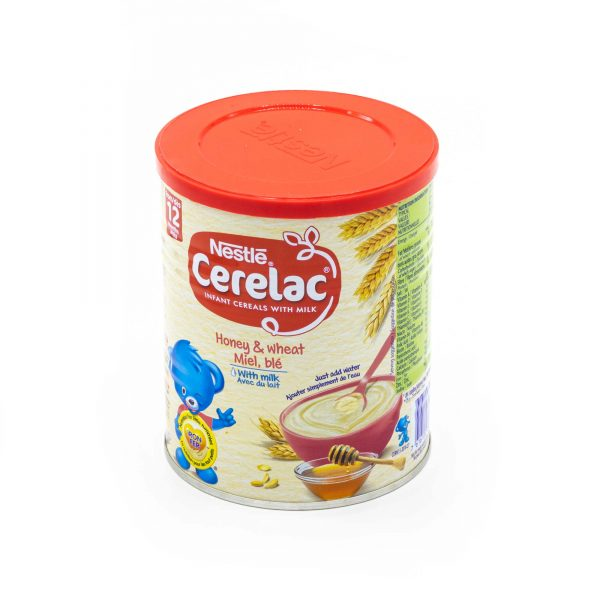 WhatsApp Africa Nestle Cerelac