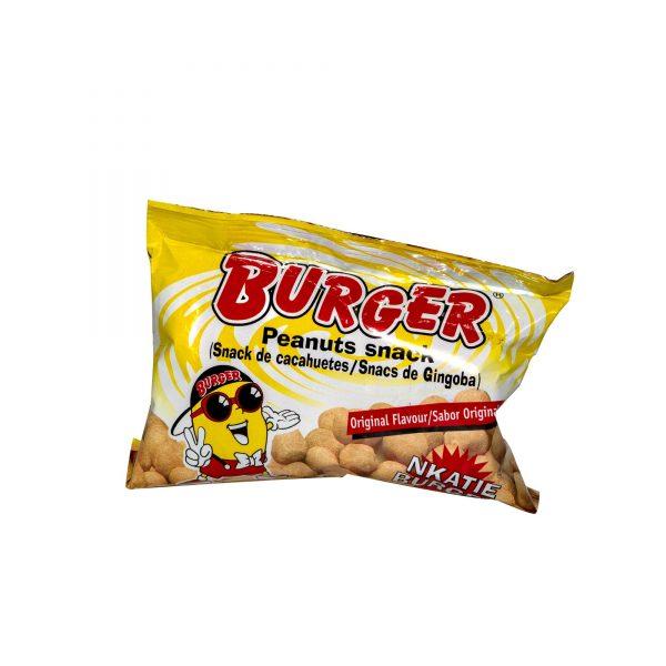 Burger Peanut Snack