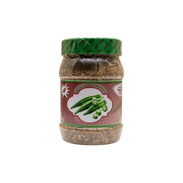 Dry Getgif J Limited Okra Powder