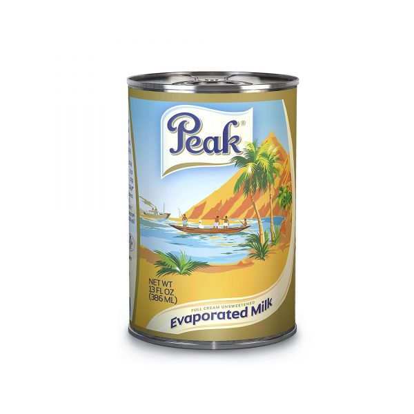 Peak Evaporated Milk