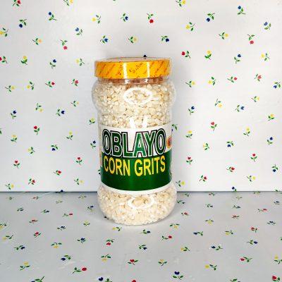 Oblayo Corn Grits