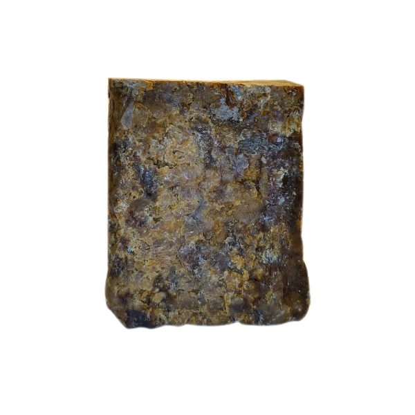 Pure African Black Soap Made In Ghana