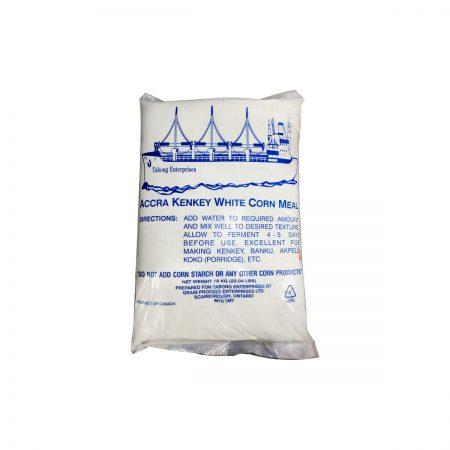 Accra Kenkey White Corn Meal