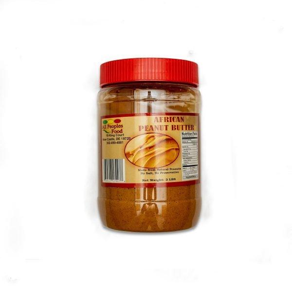 All People Food Peanut Butter