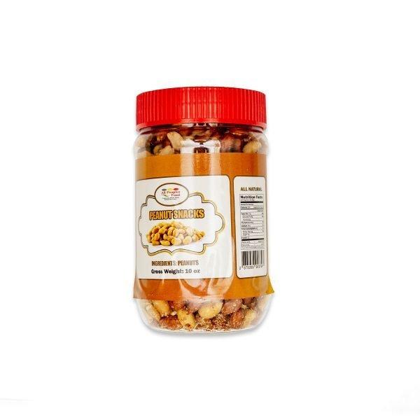 All People Peanu Snack