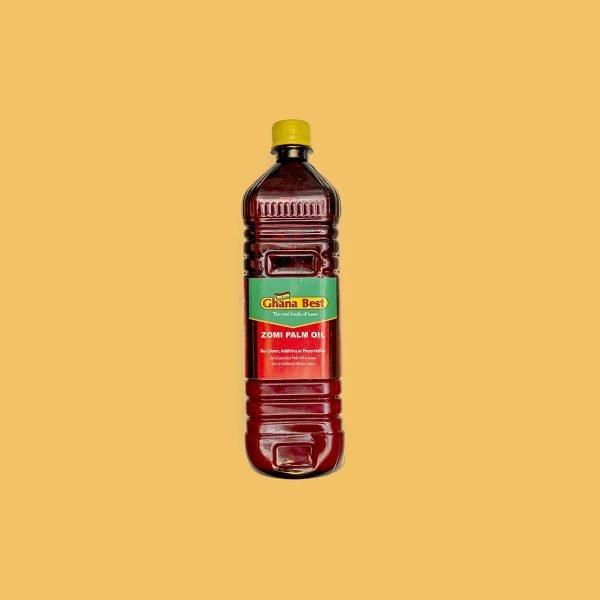 Ghana Best Zomi Palm Oil