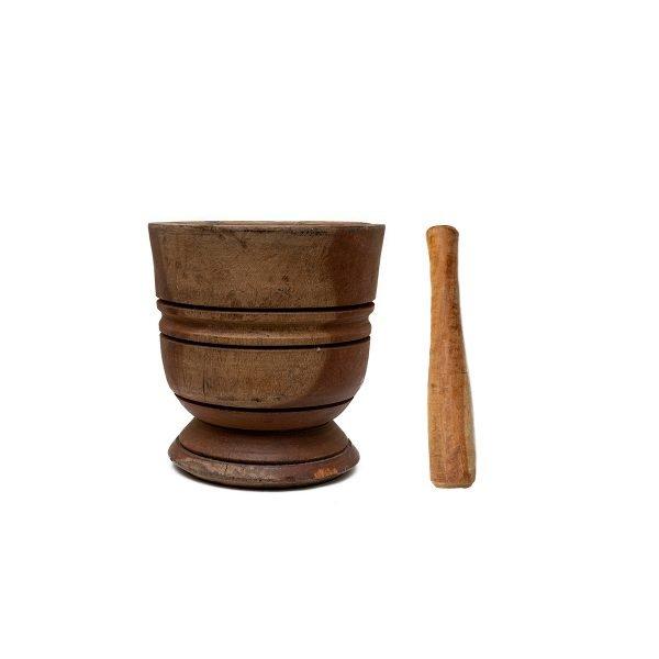 Mortar and Pistil