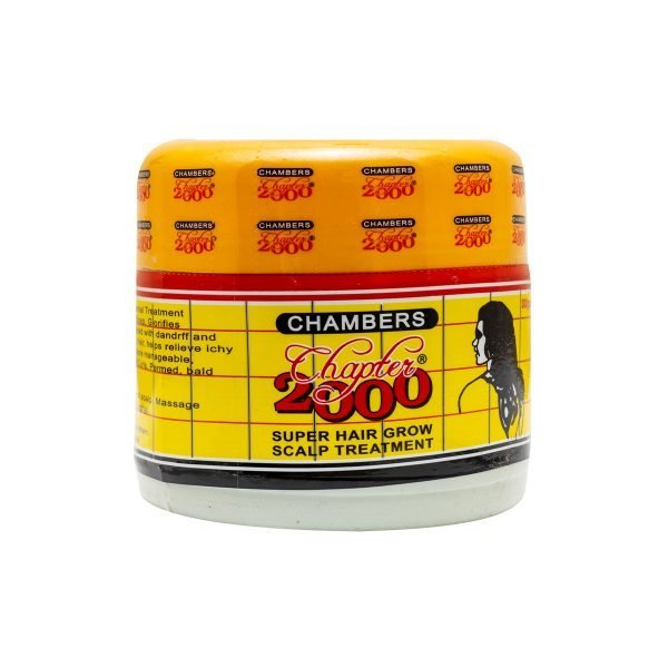 Chambers Chapter 2000 Super Hair Grow Scalp Treatment