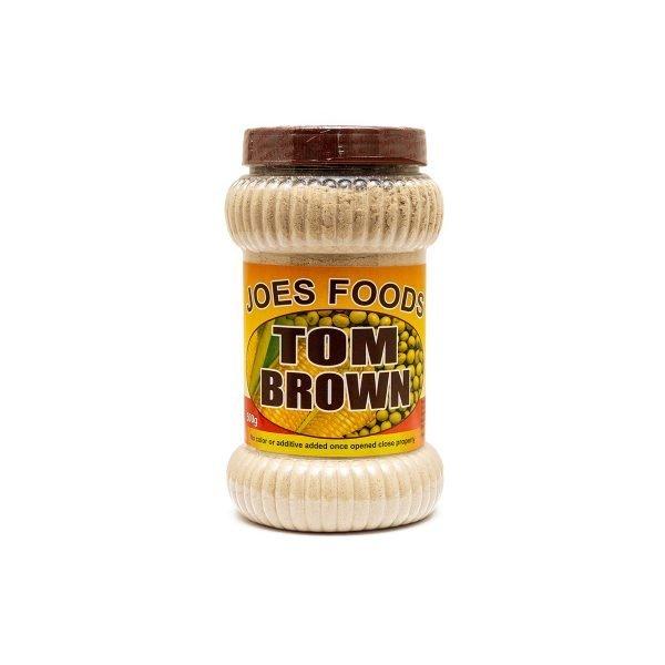 Joes Food Tom Brown