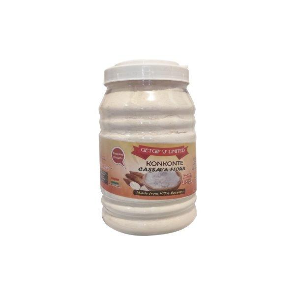 Cassava Flour / Konkonte 3.8lbs