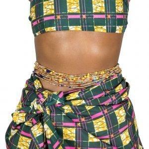 Serwaa Premium Handmade African Waist Beads